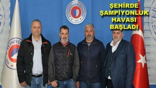 FETHİYESPOR SOSYAL KOMİTESİ'NDEN BAYRAK KAMPANYASI