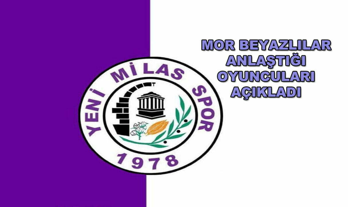 Y.MİLASSPOR'DA KADRO ŞEKİLLENİYOR