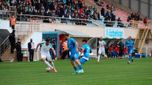 BODRUMSPOR SİVAS'TA SESSİZ: 0-0
